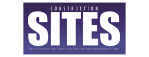 qatar construction sites logo