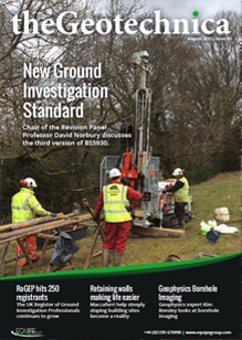 theGeotechnica August 2015 cover
