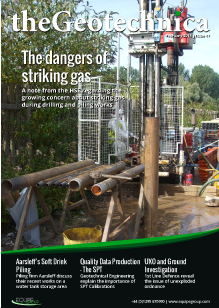theGeotechnica February 2016 cover
