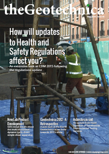 theGeotechnica May 2015 cover