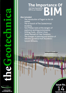 thegeotechnica September 2012 cover