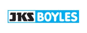 JKS Boyles logo
