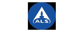 ALS Environmental logo