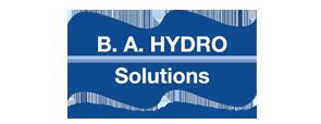 B A Hydro Solutions logo