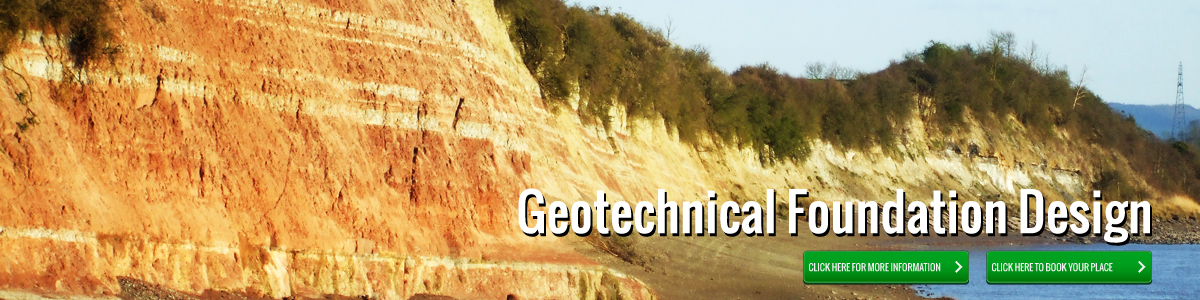 Geotechnical Foundation Design  - Click for more information.