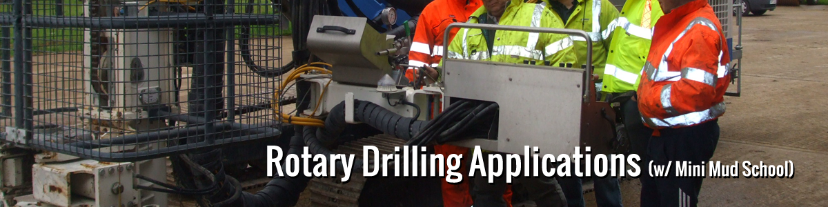 Rotary Drilling Applications image