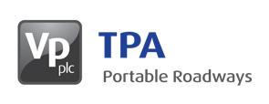 TPA Portable Roadways logo
