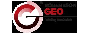 Robertson Geo logo