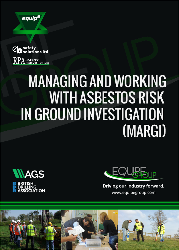 Managing and Working with Asbestos Risk in Ground Investigation Course Booklet