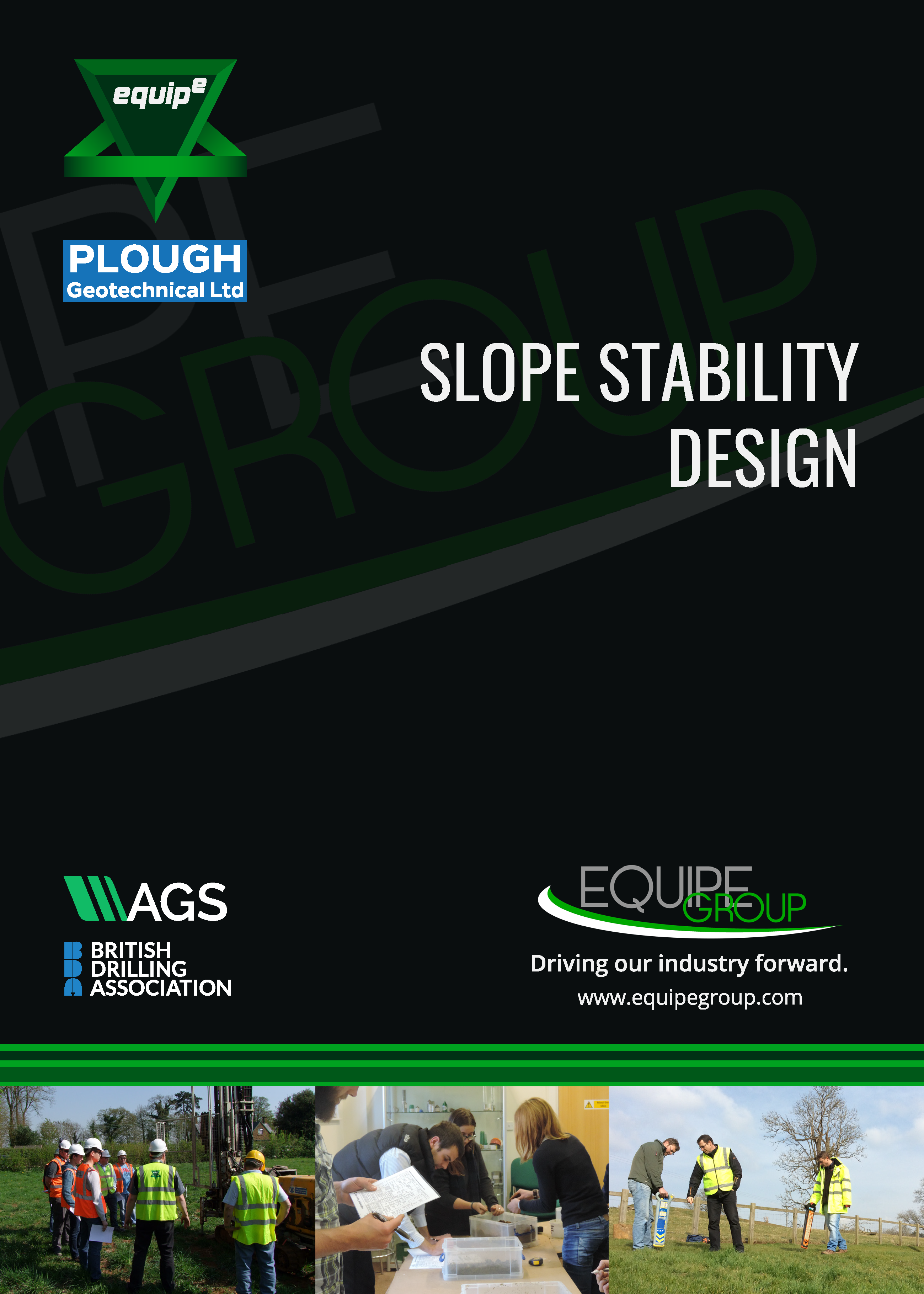 Slope Stability Design Course Booklet